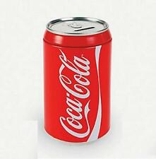 "Large Coca Cola® Can Coin Savings Bank 7 3/4""H"