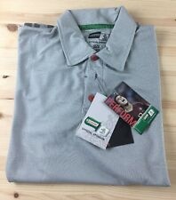 BNWT Men's CASTROL Official Sponsor 2012 Euro Championship Polo T-Shirt Large