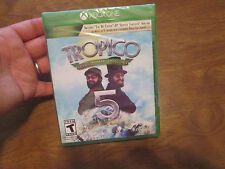 Tropico 5: Penultimate Edition Xbox One BRAND NEW HARD TO FIND RARE