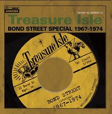 Treasure Isle - Bond Street Special 1967-74 NEW VINYL LP £10.99 VOICE OF JAMAICA
