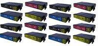 16 Ink Cartridges for Epson XP102 XP 202 XP 205 XP 302 XP 305 XP 405 T1816 Daisy