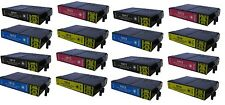 16 Ink Cartridges for Epson XP102 XP 202 XP 205 XP 302 XP 305 XP 405 T1816 Daisy