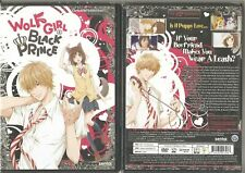 Wolf Girl & Black Prince: Complete Anime Collection (DVD, 2016, 2-Disc Set)
