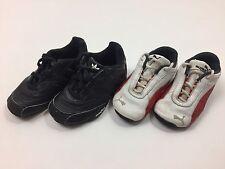 2x Kinder Schuhe - Adidas GOOD YEAR Gr. 23 Leder + Puma SPEEDCAT Gr. 22 - TOP!