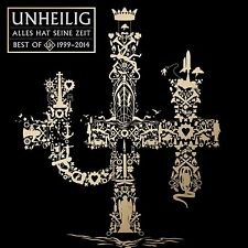 CD*UNHEILIG**ALLES HAT SEINE ZEIT*BEST OF 1999 - 2014 (19 TITEL)**NAGELNEU&OVP!