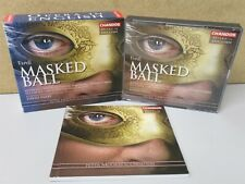 Verdi: Masked Ball, Opera in English 2-CD -David Parry (LPO/Susan Patterson)