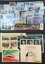 ITALIA REPUBBLICA ANNATE COMPLETE ANNI VARI MNH**