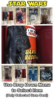 Star Wars Toys Gifts & Collectables: C3P0 Vinyl, Pocket Pal Key Ring, Mug +More