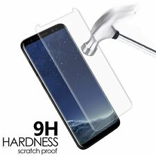 For Samsung Galaxy S8  Glass Screen Protector Tempered 3D Full Cover Glass
