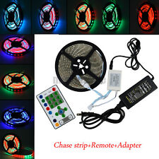 Beauty 5050 SMD 270 Chase / Horse Race LED Strip Waterproof IP65+Remote+Adapter