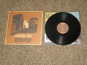 Mint Shape! The Lawrence Arms Metropole Vinyl Record LP Punk Rock Alkaline Trio