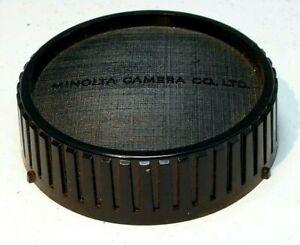 Minolta Hintere Linsen Kappe - Japan Original Für 50mm f1.7 Rokkor PF f1.4 58mm