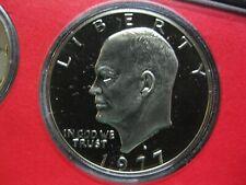 "1977 Eisenhower ""S"" Dollar United States ($1.00) GEM Proof"
