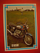 1972 Motorcycle TRADING CARD Street Chopper #19 of 66 >^^< BMW 2-Cylinder Engine