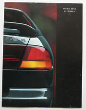 NISSAN 200SX 1995 dealer brochure - French - Canada - ST1002000918