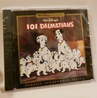 NEW 101 Dalmatians Classic Soundtrack Series - SEALED CD - Walt Disney Records