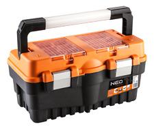 NEO Werkzeugkasten Werkzeugkoffer Werkzeugkiste Werkzeugbox Tool Box Kunststoff