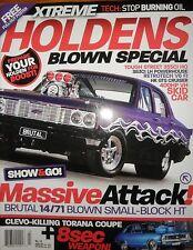 Xtreme Holdens Blown Special VH Commodore FJ HQ HT LJ LH Torana HK GTS Monaro
