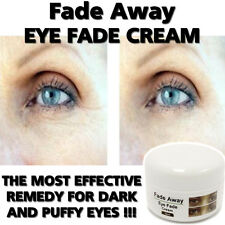 FADE AWAY EYE FADE CREAM FOR RINGS PUFFY EYES BAGS & WRINKLES