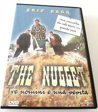 THE NUGGET TRE UOMINI E UNA PEPITA FILM DVD ITALIANO SPED GRATIS SU + ACQUISTI