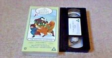 WIND IN THE WILLOWS The Willows In Winter UK PAL VHS VIDEO 1999 Michael Palin
