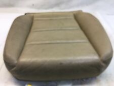 05 06 07 08 AUDI A4 B7 FRONT RIGHT SEAT LOWER BOTTOM BUCKET CUSHION OEM S