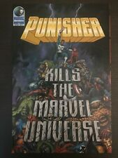 Punisher Kills the Marvel Universe #1 first printing 1995 Comic Book NM