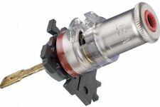 4x WBT 0710 Cu Mc - Connettore a morsetto - spinotto plug connector