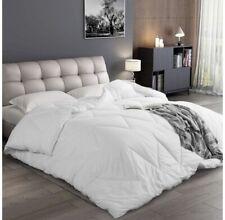 New! Abakan Luxury Fluffy Down Alternative Comforter Queen Size Hypoallergenic