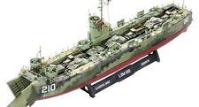 Revell 05123 U.S Navy Landing Ship Medium Plastic Kit 1/144 FREE T/48 Post
