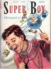 SUPER BOY 105   IMPERIA 1958 RARE