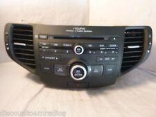09-11 ACURA TSX Radio Stereo MP3 Code CD 1XA3 Premium Audio 39100-TL2-A000 B2947