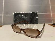 New Calvin Klein CK4030 163 Sunglasses,  Brown / Lite Brown Gradient lens