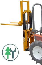 Anbau Gabelstapler FL1000 1T Heck Stapler Palettengabel Palettenstapler Traktor