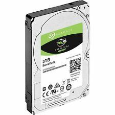 "Seagate BarraCuda 3TB 2.5"" HDD Festplatte SATA 6Gb (ST3000LM024) Recertified"