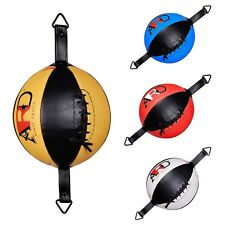 Ard® Artificial Leather Boxing Speed Bag Mma Double End Dodge Ball Punching