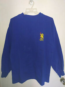 CHELSEA VINTAGE LONG SLEEVE TOFFS SIZE - M