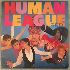 "HUMAN LEAGUE - Fascination - 12"" Single (Vinyl LP) UK import VS569"