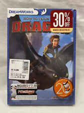 How to Train Your Dragon (DVD, 2010)-Sealed