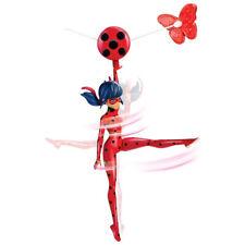 Miraculous Zipline Ladybug Personaggio Deluxe con Funzione Giocattolo Bambini