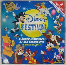Walt Disney 33 tours Disney Festival par Anne 1989