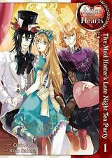 Alice in the Country of Hearts: Vol 1: Mad Hatter's Seven Seas  Manga English