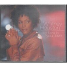 Musik-CD-Singles als Limited Edition vom Whitney Houston's