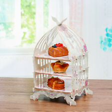 3 Tier Disposable Cupcake Cake Stand Holder Wedding Birthday Party Display Decor