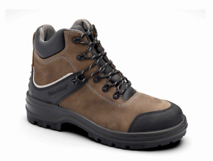 BLUNDSTONE 135 LEATHER SUEDE LACE UP BOOTS, NON SAFETY
