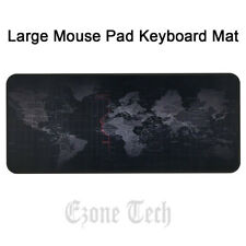Extended Gaming Mouse Pad Computer Keyboard Non-Slip Mousepad Office Desk Mat
