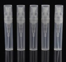 5 X 7ml Glass Perfume Spray Bottles Containers Sample Bottle Younique Tester