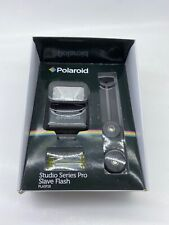 Polaroid Studio Series Pro Slave Flash Includes Mounting Bracket PLASF18