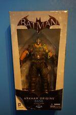 ARKHAM ORIGINS Series 1 BANE Action Figure ~  Batman DC Direct 2013 SEALED MIP