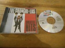 CD Pop The Shangri-Las - Greatest Hits (16 Song) TOPLINE / AUSTRALIA jc